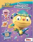 Henry Hugglemonster Roarsome Sticker Scenes 9781472352835 Paperback