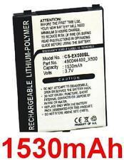 Batterie 1530mAh Für E-ten glofish M700 M750 X500 X500+ X600 X61 X610 X650