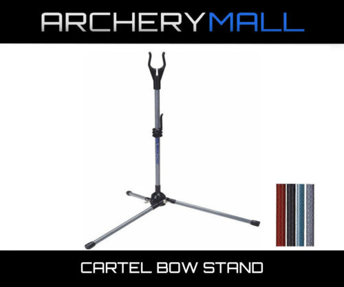 Cartel Recurve Bow Stand Fits Recurves and Some Compounds