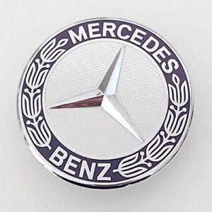 fuer-Mercedes-Benz-Emblem-Abdeckung-Stern-Motorhaube-AMG-Ersatz-Deckel-Logo-C208
