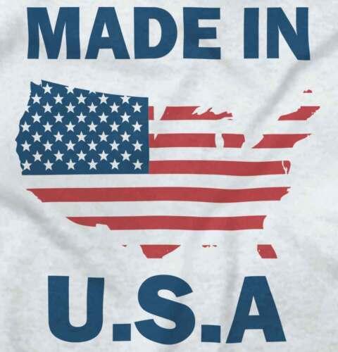 Made in USA Gerber Onesie Flag Patriotic Trump 4th of July Memorial Baby Romper