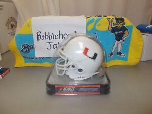 Schutt Sports NCAA Miami Hurricanes Mini Helmet Desk Caddy