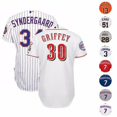 Majestic MLB Authentic On-Field Men's Jersey