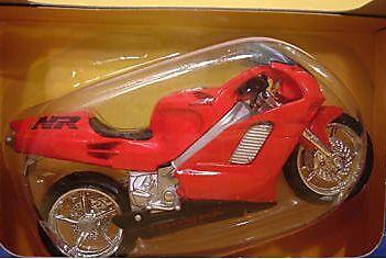 SCALA 1:18 MONDO MOTORS MODELLINO  MOTO KAWASAKI VULCAN
