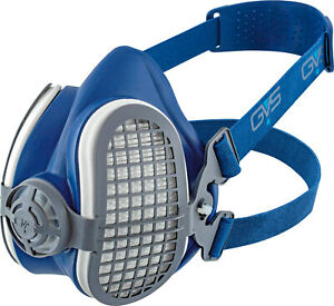 Atemschutz Feinstaubmasken Staubmasken Halbmaske FFP3 Filter austauschbar Gr.M/L