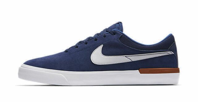 Nike Hommes Chaussures Tennis de Loisirs Sb Koston Hypervulc Bleu