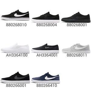 b519b23bb7f Nike SB Portmore II Solar CNVS 2 Canvas Men Skateboarding Shoes ...