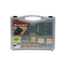Milescraft Dowel Jig Kit Furniture Repair Woodworking Doweling Joint Tool Set