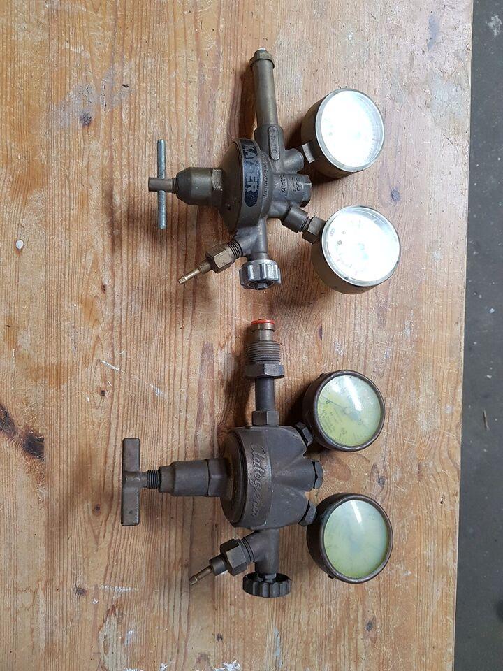 Manometer ilt & gas, Autogena samt kaiser