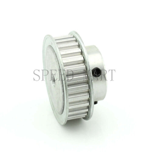 XL Type XL28T Aluminum Timing Belt Pulley 28 Teeth 10mm Bore for Stepper Motor