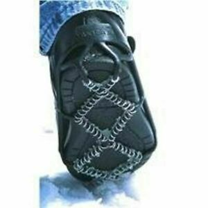 Yaktrax Walk Traction Cleats for Walking on Snow and Ice 1 Pair Large 08605