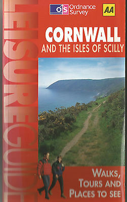 OfficiëLe Website Cornwall And The Isles Of Scilly (ordnance Survey/aa Leisure Guide; Excellent .