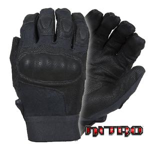 Damascus Z33B Men's NITRO Tactical Gloves w/ Kevlar Carbon Tek Knuckles - Medium