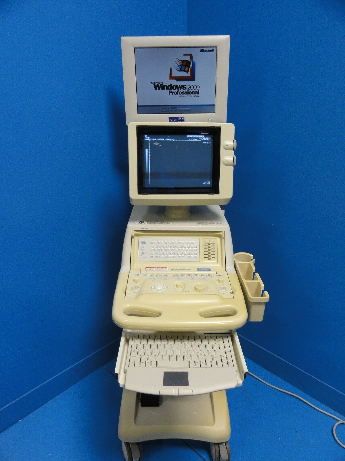 toshiba just vision 400 ssa 325a diagnosic vet ultrasound w rh ebay com Toshiba TV Service Manual Toshiba Parts Manuals