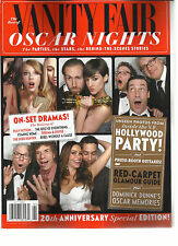 VANITY FAIR, THE BEST OF OSCAR NIGHTS, 2014 ( 20th ANNIVERSARY SPECIAL EDITION !