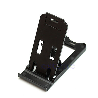 Adjustable Universal Foldable Stand Holder Cradle For Mobile Phone Tablet iPhone