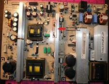 Samsung HP-T4254 Plasma TV Repair Kit, Capacitors Only Not Entire Board