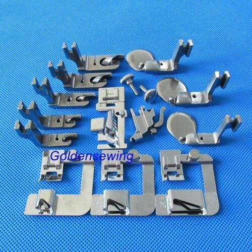 Faites défiler Hemme 12 jeux pour JUKI TL-98E 98Q réglable 98QE Bias Tape Binder roller