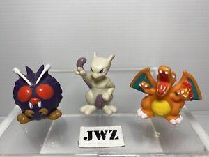 Pokemon Bandai Hallow Figure X3 MIX 96-97-98-99's Bundle 6