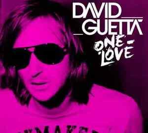 album guetta One david love