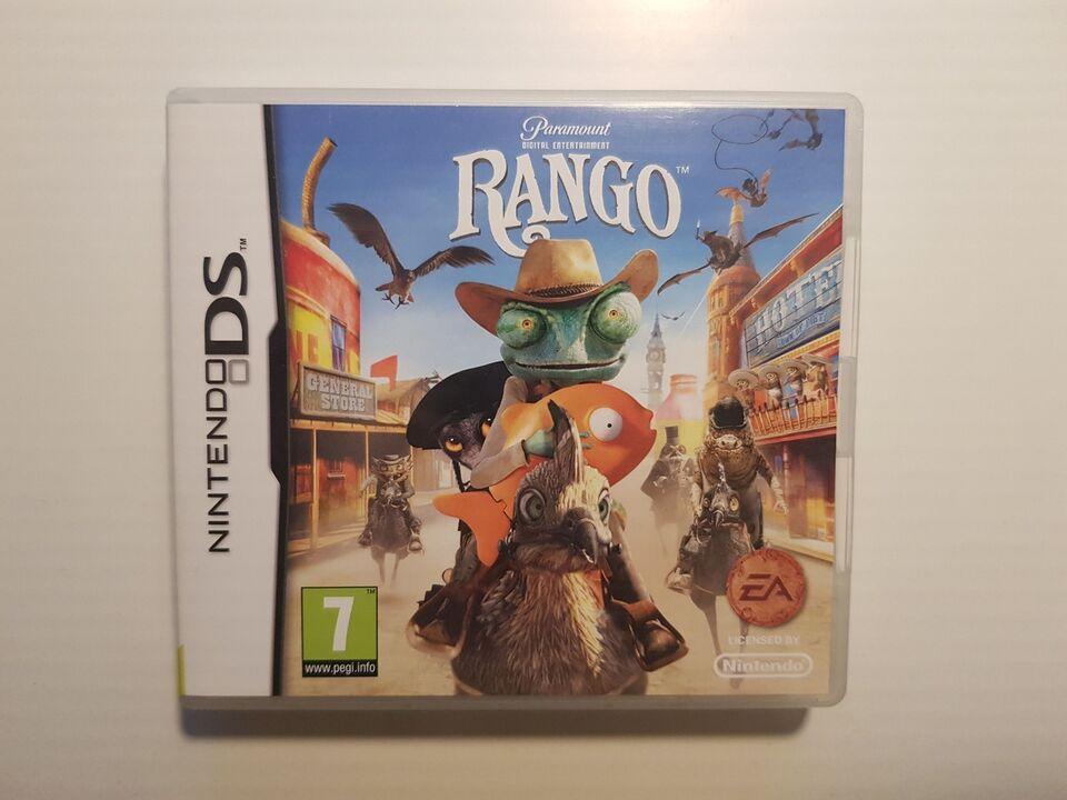 Rango, Nintendo DS