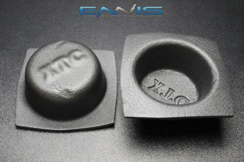 4 PCS SPEAKER BAFFLE ACOUSTIC FOAM 6.5/'/' ROUND SMALL FRAME SHALLOW BASS VXT652