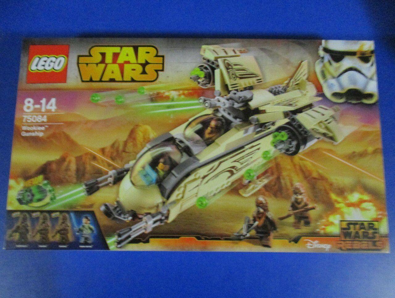 LEGO estrella guerras 75084  ambulante GUNSHIP NUOVO OVP  Spedizione gratuita per tutti gli ordini