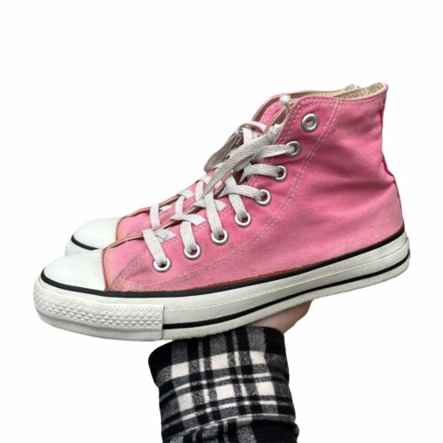 Vintage Made in USA Converse Size Men's 7 Pink