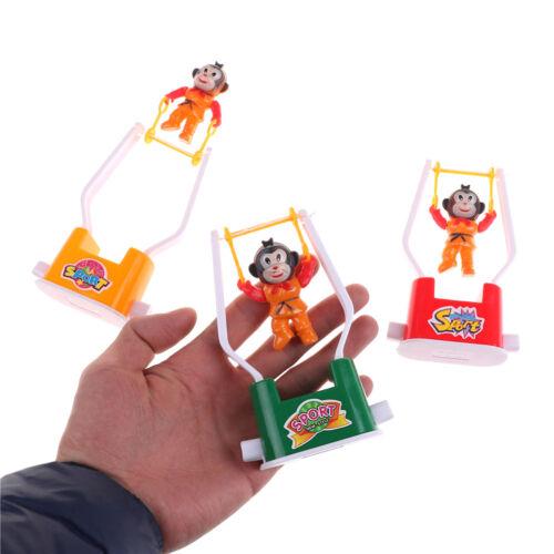 Niños Gimnástico mono juguete ansiedad anti estrés Jugue~GN