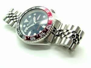 SEIKO-DIVER-039-S-AUTOMATIC-MODIFIED-SUBMARINER-SKX007-7S26-039-FULL-FAT-COKE-039