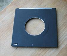 genuine Toyo field  5x4  45A  compur 2 fit   lens board 110mm square