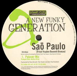 Image is loading IN-NEW-FUNKY-GENERATION-Sao-Paulo-Sleek-City 582218f85f9