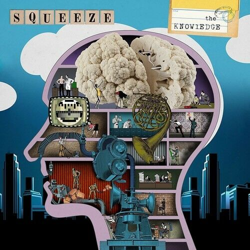 Knowledge - Squeeze (CD New)