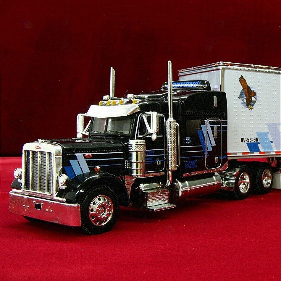 conveniente V Raro DCP-Stevens transporte Ruta 66 Pete 379 con con con Cromado Remolque - 30426  despacho de tienda