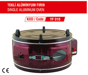 Yildiz elektrischer Rund-Backofen Türkischer Fladenbäcker