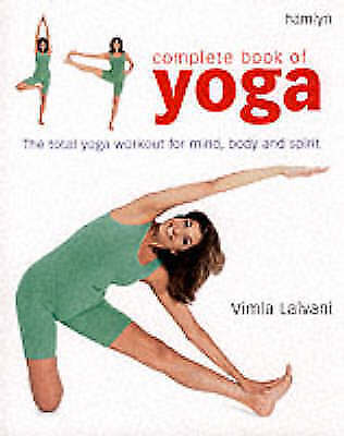 Very Good Lalvani, Vimla, Complete Book of Yoga: The Total Workout for Mind, Bod