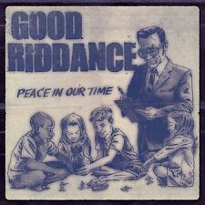 GOOD RIDDANCE - PEACE IN OUR TIME  CD NEU