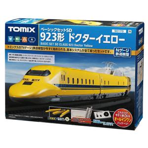 Tomix 90170 Jr Series 923 Shinkansen Doctor Jaune Basic Set Sd - N