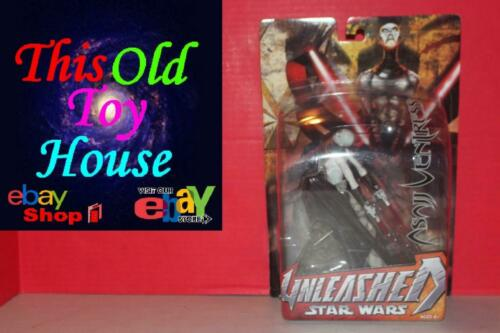 STAR WARS UNLEASHED choice of Figures NIP MINT IN PACKAGE HASBRO 2004//2005
