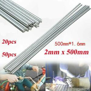 50pcs-Easy-Melt-Welding-Rods-Low-Temperature-Aluminum-Wire-Soldering-Brazing-Kit