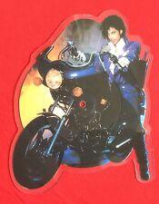 PRINCE- Purple Rain - Very Rare UK Shaped Picture Disc (Moterbike/Shape/Vinyl)