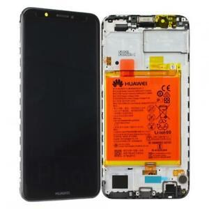 D-039-origine-Huawei-y7-2018-ldn-l01-ecran-LCD-avec-cadre-et-batterie-Noir