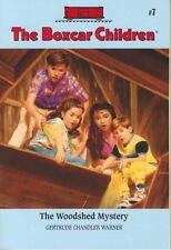 The Boxcar Children Mysteries: The Woodshed Mystery 7 by Gertrude Chandler Warner (1990, Paperback, Reprint)