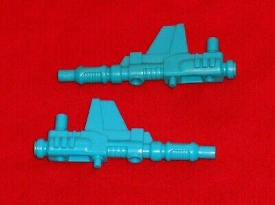 Transformers G1 Parts 1989 CLOUDBURST gun weapon pretender