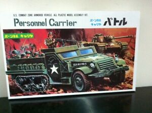 Bluetank-Kit-di-Montaggio-1-35-TK-9010-U-S-Army-ARMORED-PERSONNEL-CARRIER-MIB