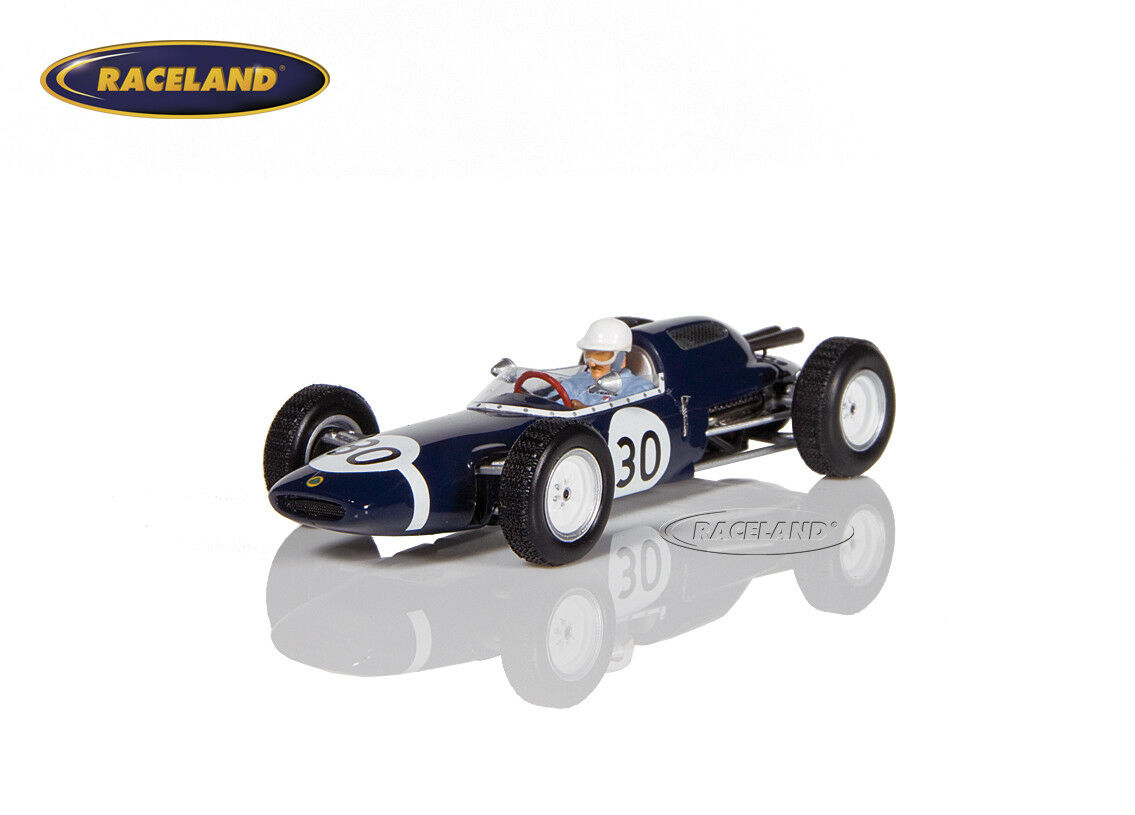 Lotus 24 climax walker f1 gp monaco 1962 Maurice Trintignant, Spark 1 43, s2138
