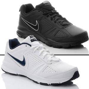Details zu Nike T LITE XL Sports Laufschuhe Herrenschuhe Turnschuhe Jogging Weiß Schwarz