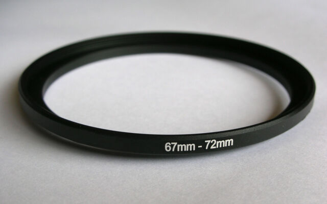 67mm-72mm Step Up ring adaptor