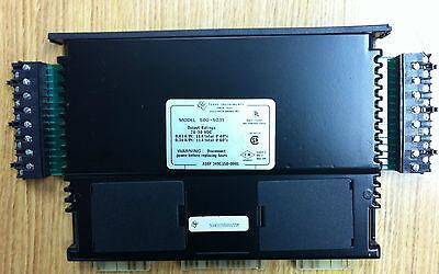 TEXAS INSTRUMENTS 32-POINT LVDC OUTPUT MODULE 500-5031 *PZF*