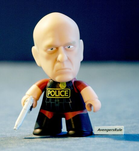 Breaking Bad Heisenberg Collection Titans Vinyl Figures Hank 1//10